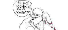 Ilustraciones sexuales para aprender castellano