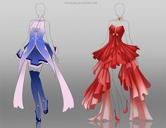 Custom Outfits