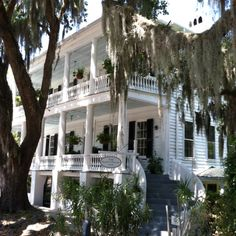 House in Beaufort, South Carolina