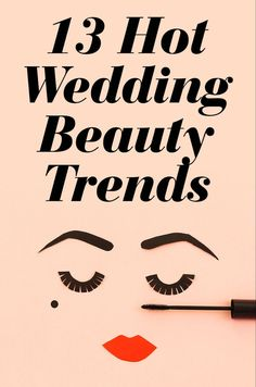 We asked some makeup artists to share what trends they're really excited about for the coming year. We're sure you'll find something that will work for you.  Find out more on SHEfinds.com #wedding #weddingtips #weddingideas #weddingadvice #weddingplanning #winterweddings #springweddings #summerweddings #fallweddings Marriage Goals, Successful Marriage, Strong Marriage, Good Marriage, Marriage Advice, Wedding Advice, Wedding Vendors, Weddings, Beauty Tips For Hair
