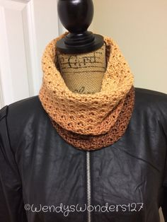 Neck Warmer Cowl Scarf Gradient Cowl by WendysWonders127 on Etsy