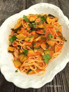 Špageti s tikvicama - COOKam i guštam | Večernjakova Blogosfera