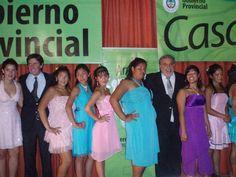 """PROGRAMA """"CHE ARY PAPO"""" Quinceañeras festejaron su cumpleaños en Monte Caseros #ArribaCorrientes"""