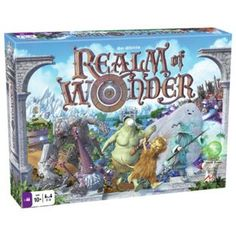 Buy Tactic Games - Realm of Wonder B Game at Argos.co.uk - Your Online Shop for Games and board games.