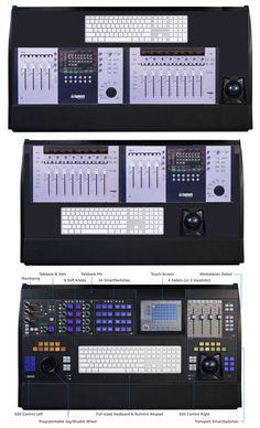 51619d1203947304 building poors man euphonix system 5 mc studio deskhome - Home Studio Desk Design