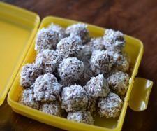 Rezept Zuckerfreie Energiebälle von jessica.broders - Rezept der Kategorie Backen süß