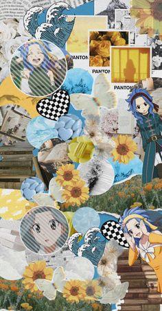 Fairy Tale Anime, Fairy Tail Art, Fairy Tales, Nalu, Fairytail, Gajeel E Levy, Aesthetic Anime, Aesthetic Collage, Fairy Tail Pictures