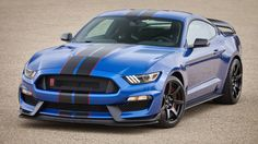 Ford is adding more standard features to the new Shelby Mustang on sale this June. These new offerings are the best of what customers have been asking for from the most track-capable, race-ready Mustang ever built. Ford Mustang Shelby Gt500, 2017 Shelby Gt350, Shelby Gt 500, S550 Mustang, 2017 Ford Mustang, Ford Shelby, Mustang Cars, Shelby Auto, Fort Mustang