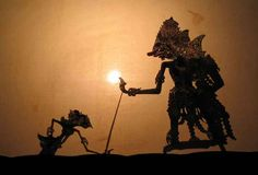 chinese shadow puppets | style known as Wayang Kulit; a style mostly used in conjunction with ...