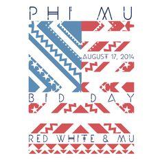 Shirts For Greeks | Phi Mu | www.shirtsforgreeks.com