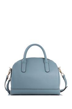 Pastel Blue Satchel | HauteLook