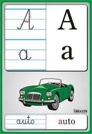 Znalezione obrazy dla zapytania litery przedszkole