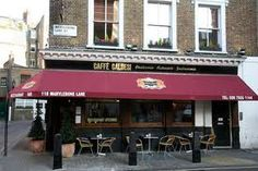 cafe caldesi london - recommendation from an italian