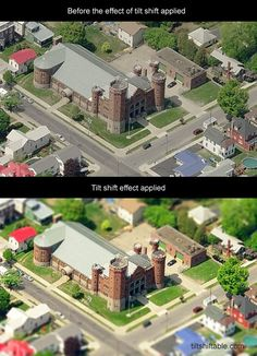 Introduction to Tilt Shift Photography