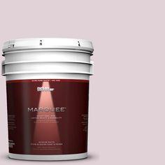 BEHR MARQUEE 5-gal. #T15-7 Secret Blush Matte Interior Paint