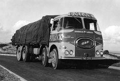 Vintage Trucks, Old Trucks, Old Lorries, British Rail, Commercial Vehicle, Classic Trucks, Buses, Britain, Transportation