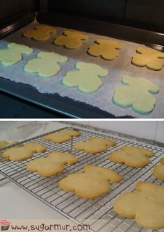Sugar Mur: Galletas con Thermomix