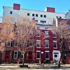 West Village townhomes #nyc #westvillage
