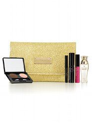 Be a true Bombshell with four VS Makeup must-haves—eye shadow, eye liner, mascara, and lip shimmer—plus free Victoria's Secret Bombshell Eau de Parfum and a chic clutch you'll want to carry everywhere.Gift set includes simple step-by-step instructions to help you get the ultimate Bombshell look.