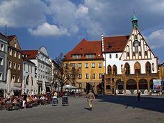 Amberg ~ Bavaria ~ Upper Palatinate ~ Germany