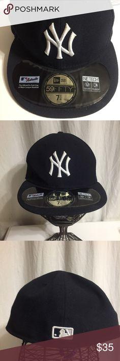 NY New York Yankees Hat Sz 7 1/4 NWT NY New York Yankees Hat Sz 7 1/4 NWT New Era Accessories Hats