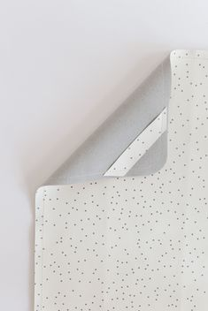 On the DOT : Charcoal peppered spots all a scatter on a bed of pearl white. Gather round for picnics, beach days, crafts and more with a mat that complements yo Diaper Changing Pad, Changing Mat, Summer Prints, Bonded Leather, Pearl White, Dots, Baby, Stitches, The Dot