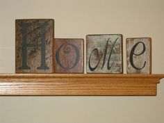 barnwood crafts ideas | Many uses for old barn wood | Craft Ideas