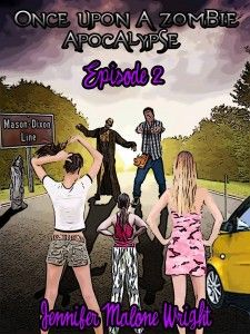 Zombies 2 Cover from FB