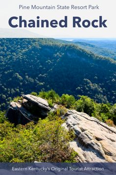 Pine Mountain, Mountain Range, Steep Staircase, Daniel Boone National Forest, Cumberland River, Trail Guide, Beaver Creek, Mountain States, State Forest
