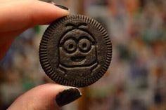 Minion Oreo Cookies :-)