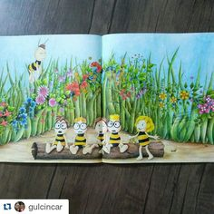 Instagram media desenhoscolorir - Que perfeito! #Repost @gulcincar with @repostapp
