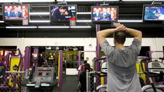 People of planet fitness