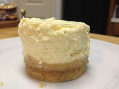 Tracy Cooks in Austin: Mini Pressure Cooker Cheesecake in Jars