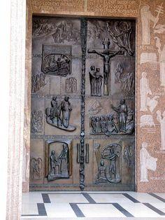 ˚Church of the Annunciation - Nazareth, Israel