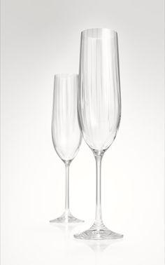Secrets Champagneglas 19 cl 2-pack