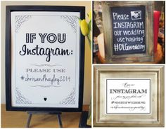 How to Instagram your wedding - pin now read later! #shaadibazaar #weddingplanning