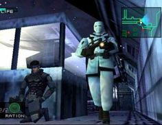 Metal Gear Solid for PS1