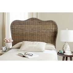 Shop for Safavieh Imelda Grey Headboard (Twin). Get free delivery at Overstock.com - Your Online Furniture Shop! Get 5% in rewards with Club O! - 20994534