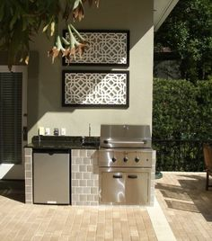Small Outdoor Kitchens Design Ideas, Pictures, Remodel and Decor ...