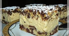 Cake Recipes, Dessert Recipes, Cake Bars, Polish Recipes, How Sweet Eats, Cheesecakes, Sweet Tooth, Good Food, Food Porn