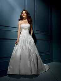 Alfred Angelo Bridal Gown - 840 – Val's Bridal Sale Room