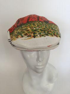 Uluru Cap- Size M | Serena Lindeman Millinery Men's Hats, Hats For Men, Cap, Fashion, Baseball Hat, Moda, Fasion, Trendy Fashion, La Mode