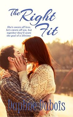 Celebrate #ValentinesDay by pre-ordering The Right Fit by Daphne Dubois https:/