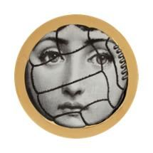 Fornasetti Theme & Variations Decorative Plate #117