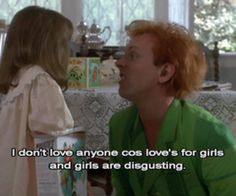 Drop Dead Fred,love this movie!!! I wish it still came on tv!