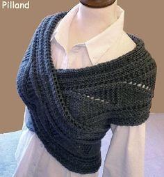 Lavoro a maglia maglione maglia modello cappuccio gilet gilet cartamodello PDF in inglese solo