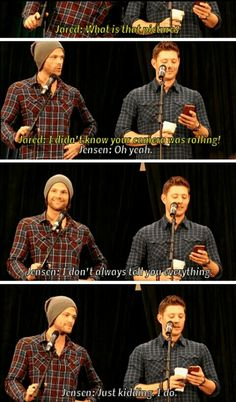 There's no secret within J2