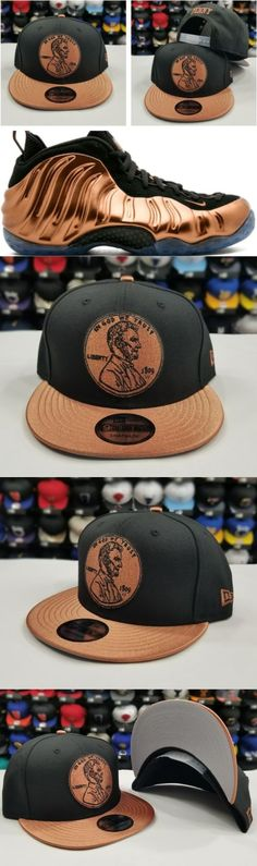 7d99616439274 Hats 52365  Exclusive Matching New Era 1¢ Penny Snapback For Nike Foamposite  Copper Foams -  BUY IT NOW ONLY   32.99 on eBay!