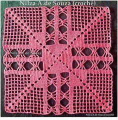 New crochet pillow pattern free granny squares tutorials ideas Crochet Pillow Patterns Free, Crochet Bedspread Pattern, Crochet Blocks, Granny Square Crochet Pattern, Crochet Squares, Crochet Granny, Crochet Motif, Crochet Designs, Crochet Doilies