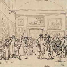 Lodewijk Napoleon was als vorst oprecht betrokken bij zijn nieuwe land  hij leerde zelfs Nederlands spreken.  In het paleis opende hij het Koninklijk Museum in de Krijgsraadzalen. Enkele schuttersstukken bleven hier hangen naast scènes uit de vaderlandse geschiedenis en Bijbelse en klassieke voorstellingen. In 1817 verhuisde de verzameling naar het Trippenhuis aan de Kloveniersburgwal en in 1885 naar het gloednieuwe Rijksmuseum. - - #PaleisvanLodewijkNapoleon #PaleisAmsterdam…